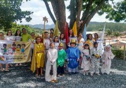 IAM de Jaraguá do Sul (SC) realiza Campanha dos Pequenos Reis Magos