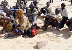 'Fui vendido': jornada de um migrante na Líbia