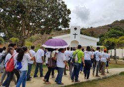 Em Recife, retiro reúne forças missionárias do Vicariato Cabo