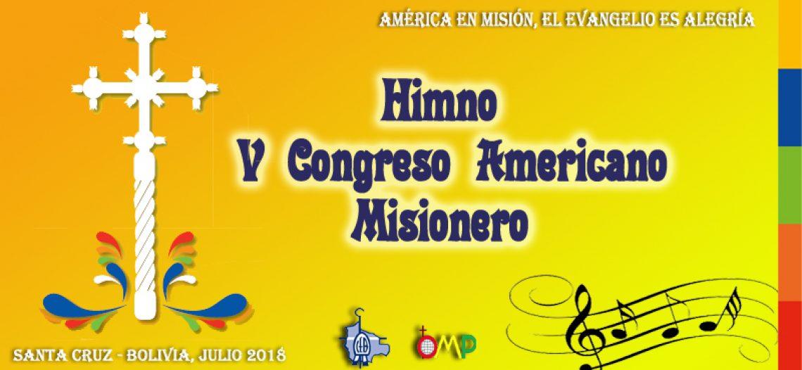 Divulgado Hino do 5º Congresso Missionário Americano
