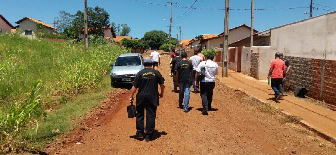Seminaristas do Paraná intensificam formação missionária