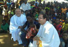 Padre Pedrinho fala sobre a missão em Moçambique