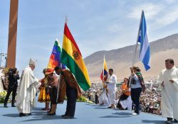 Último compromisso do papa Francisco no Chile
