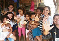 Missão Sem Fronteiras da JM inicia visitas missionárias
