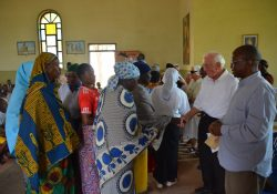 Manda: missão de primeira evangelização na Tanzânia