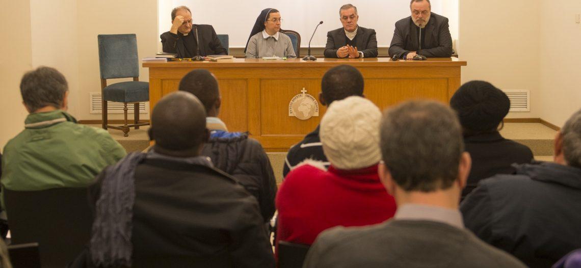 POM de países de língua portuguesa promovem formação em Roma