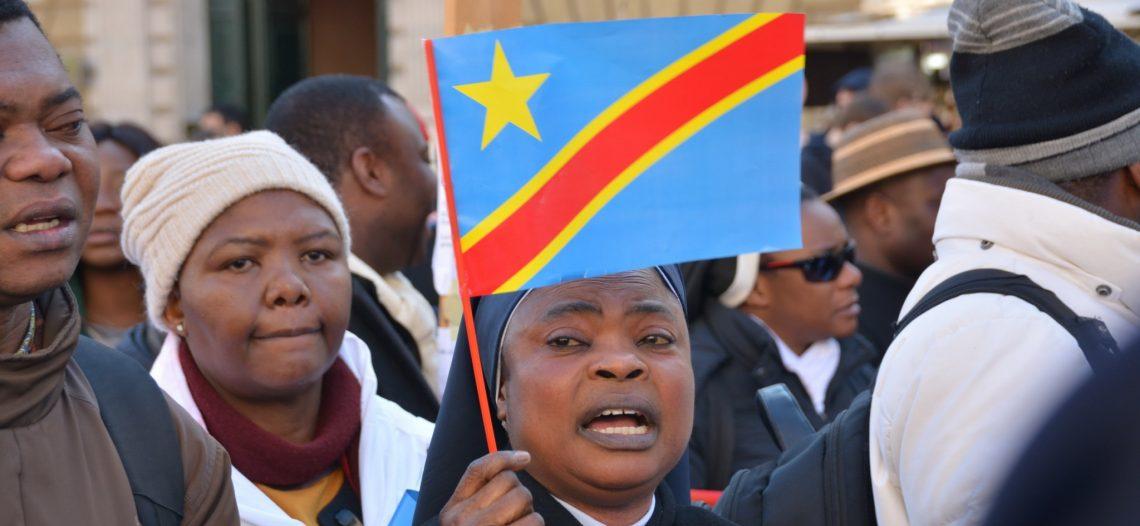 O grito da comunidade congolesa em Roma