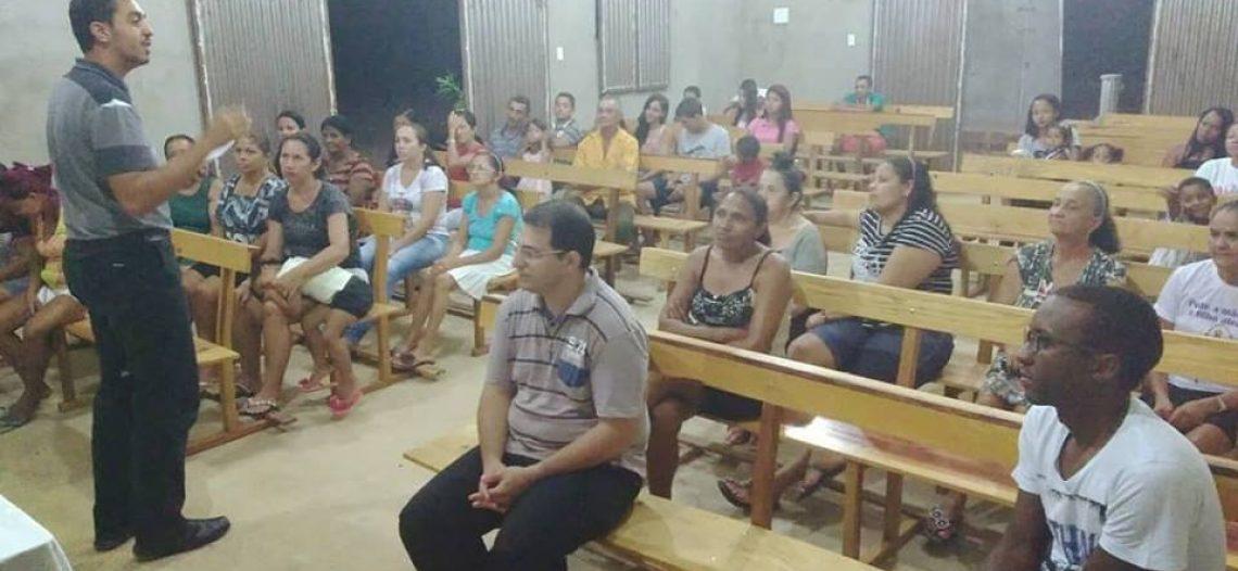Missão nas Igrejas-Irmãs de Franca (SP) e Bom Jesus do Gurguéia (PI)