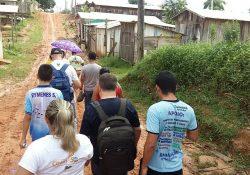 Grupo da diocese de Marília visita Igreja na Amazônia
