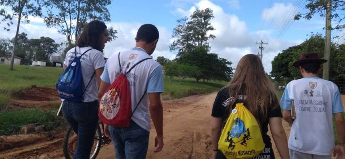 Jovem fala da experiência do Missão sem Fronteiras