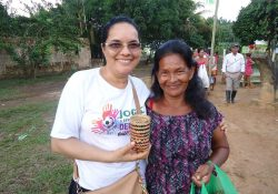 Papa nomeia Ir. Irene Lopes para o Conselho pré-Sinodal para a Pan-amazônia