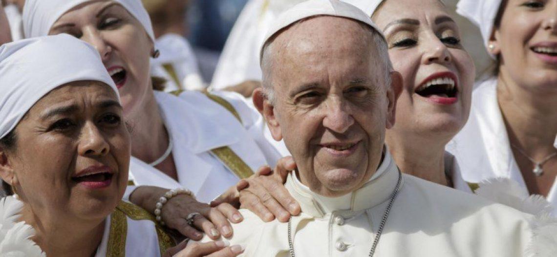 Francisco e o papel das mulheres na Igreja