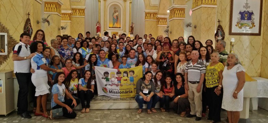 Encontro de formação para assessores da IAM da Diocese de Caicó