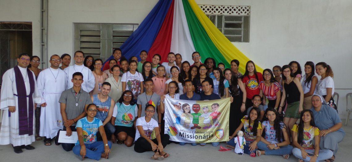Diocese de Estancia (SE) realiza encontro para assessores da IAM