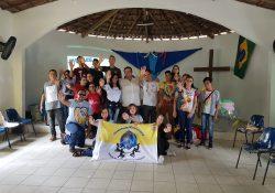 Encontro de Formação para a JM na Paróquia São José/PB