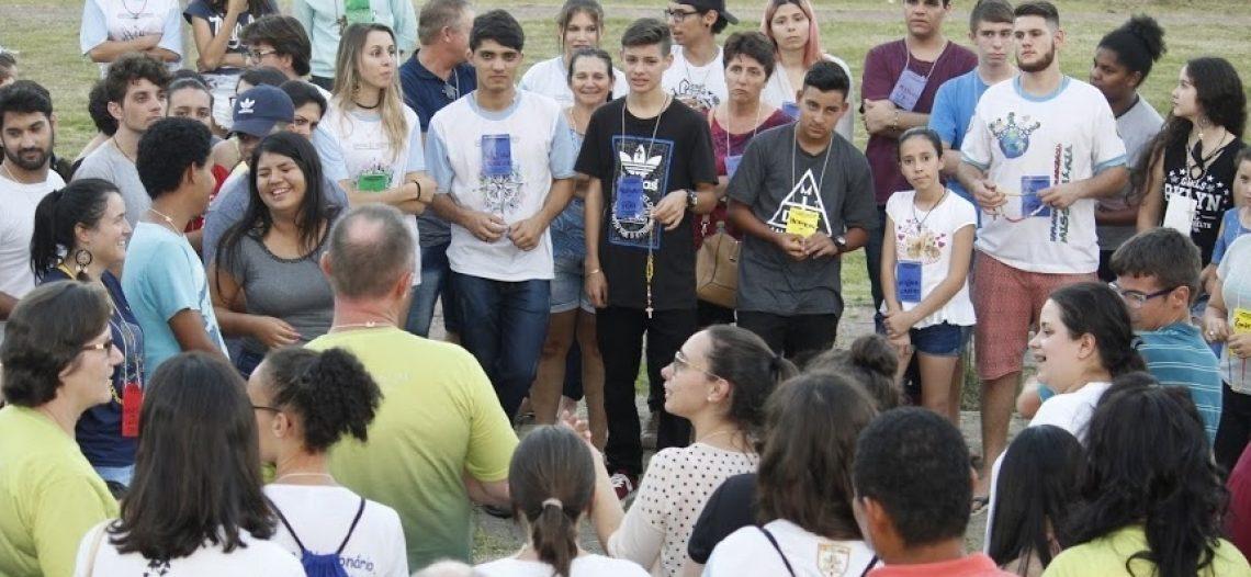 Juventude Missionária do RS realiza 5º acampamento