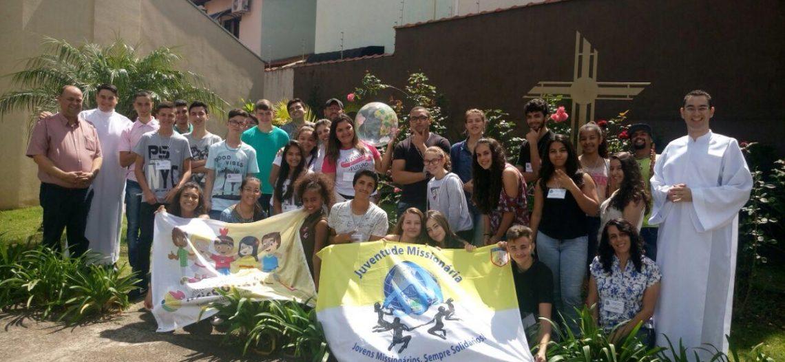 Juventude Missionária mineira realiza formação