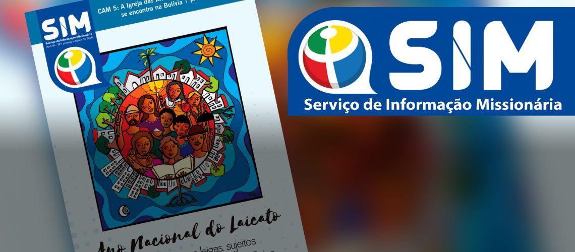 Nova edição do Serviço de Informação Missionária – SIM