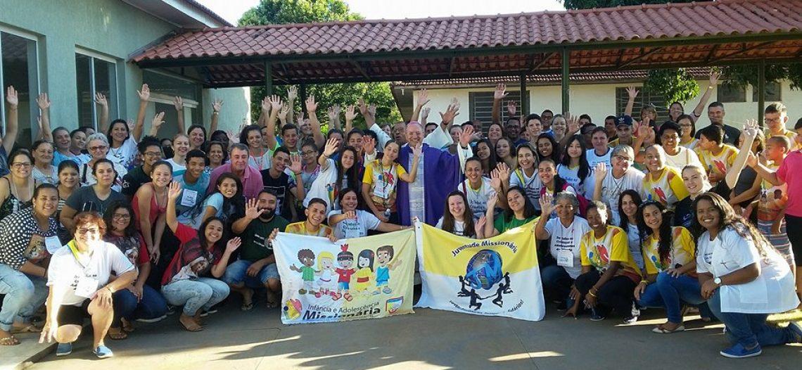 Diocese de Umuarama realizou encontro missionário