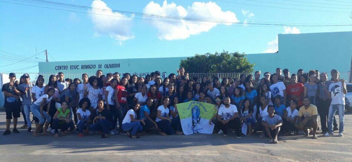 Formação Missionária da JM na Diocese de Barreiras