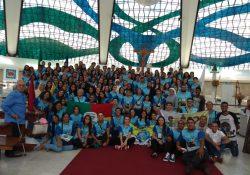 Encontro Regional da Juventude e Adolescência Missionária foi realizado em Gama (DF)