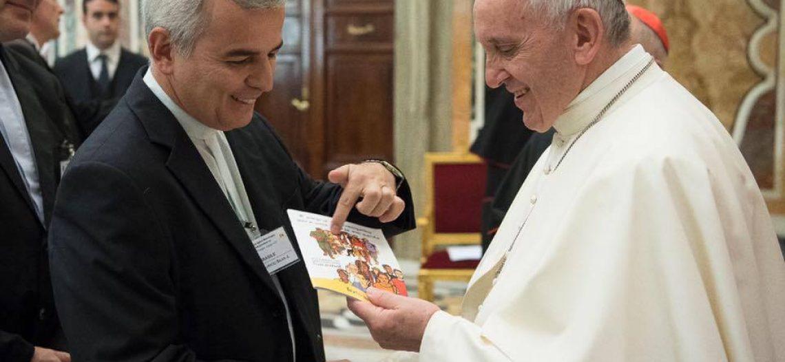 Papa receberá participantes da Assembleia Geral das POM