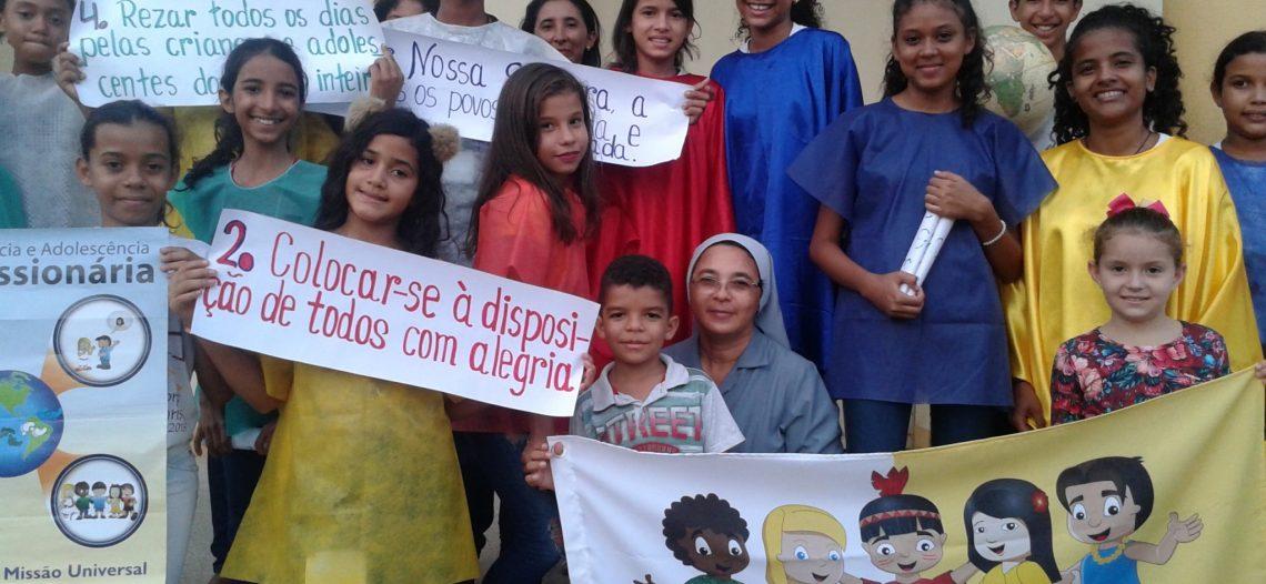 IAM nas Santas Missões Populares da Diocese de Imperatriz (MA)