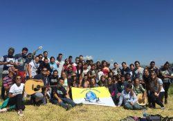 Acampamento da JM da Arquidiocese de Londrina