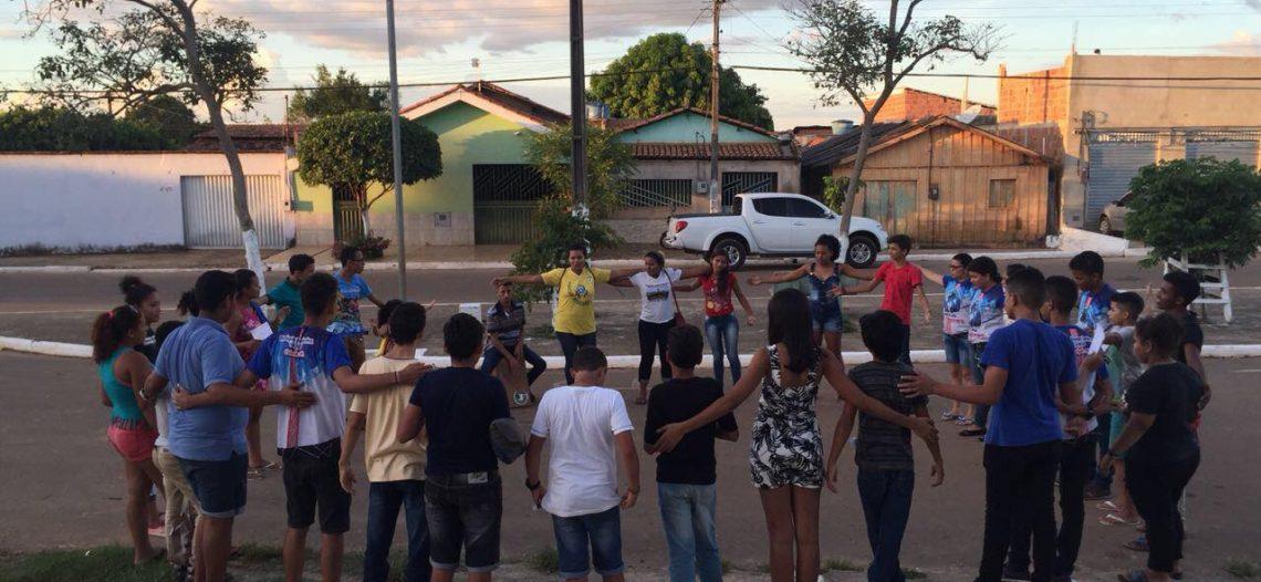 Formação Juventude Missionária sudeste do Pará