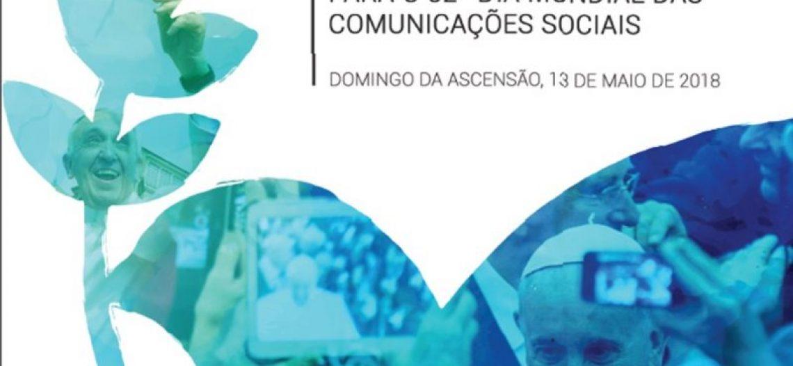 Lançado material para o Dia Mundial das Comunicações Sociais