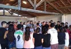 Encontro de líderes da JM da Arquidiocese de Fortaleza