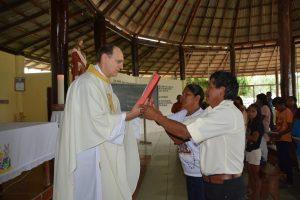 Celebração destaca a Palavra de Deus na vida da comunidade de Maturuca TI RSS Roraima