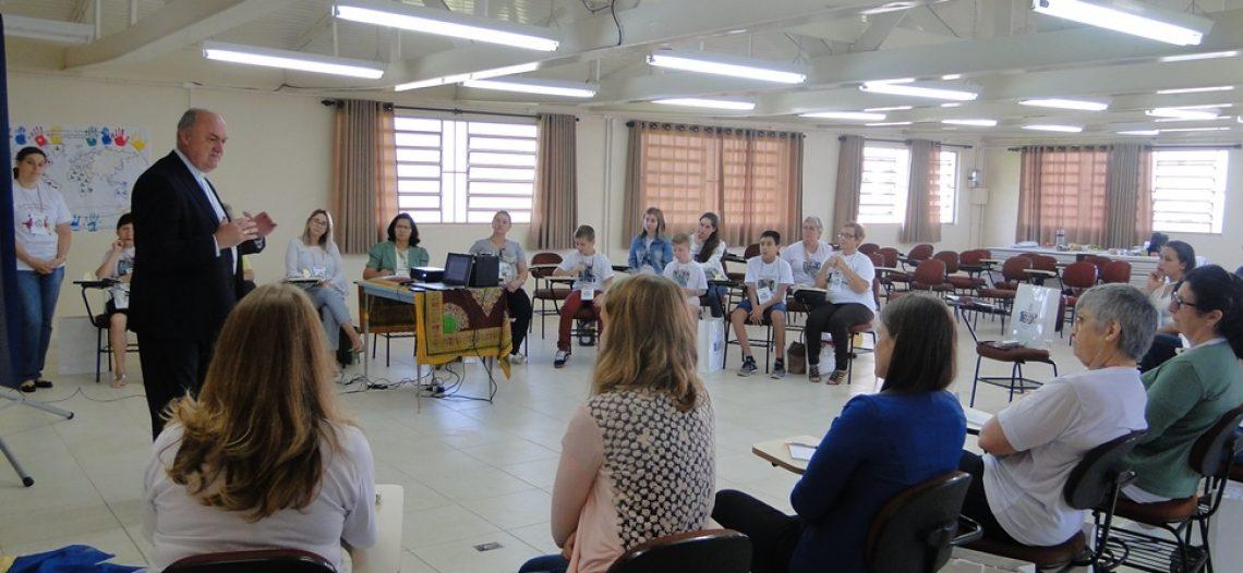 Formação de assessores da IAM de Erexim (RS)