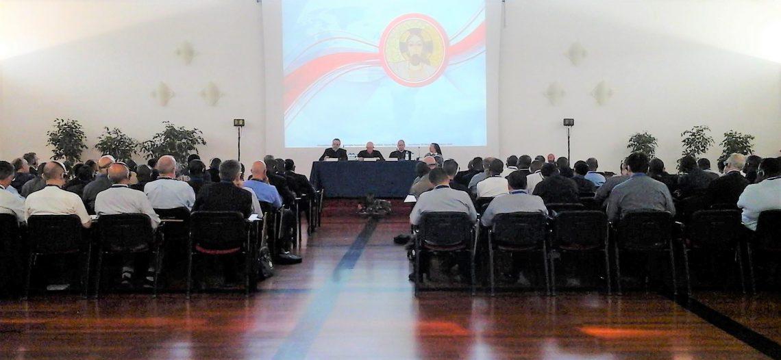 Assembleia das POM em Roma inicia com mensagem do Papa