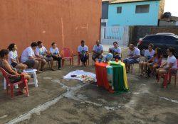 Encontro de formação das Famílias Missionárias