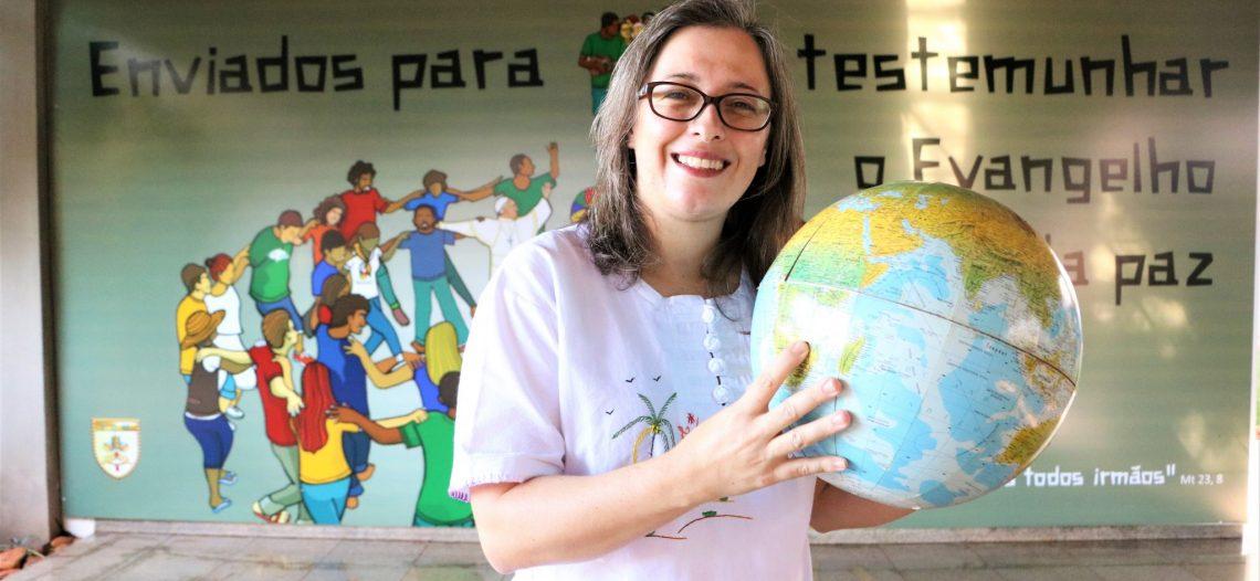 Secretária da IAM viaja em missão até Moçambique