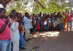 Celebração de sacramentos nas comunidades de Moçambique