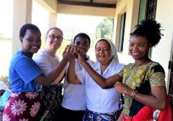 Encontro de formação para assessores da IAM em Pemba
