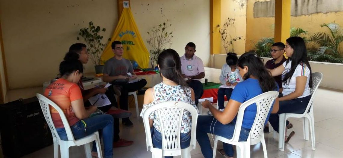 Encontro de Líderes da JM no Ceará