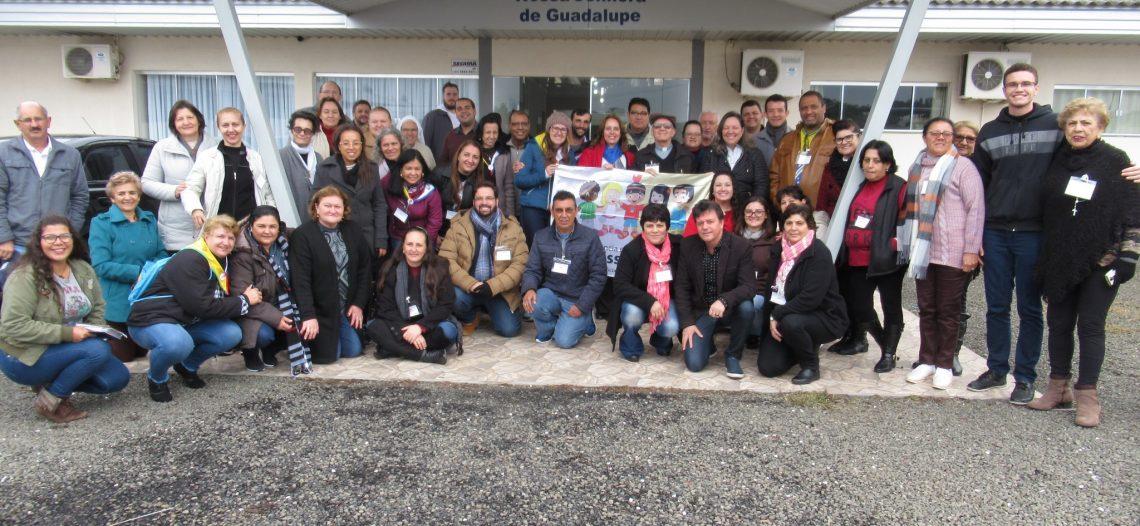 Retiro do COMIRE Sul 2 em Guarapuava (PR)
