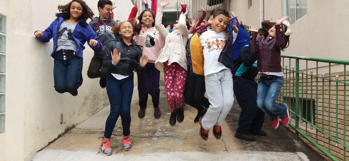 Infância e Adolescência Missionária para uma Igreja em Saída