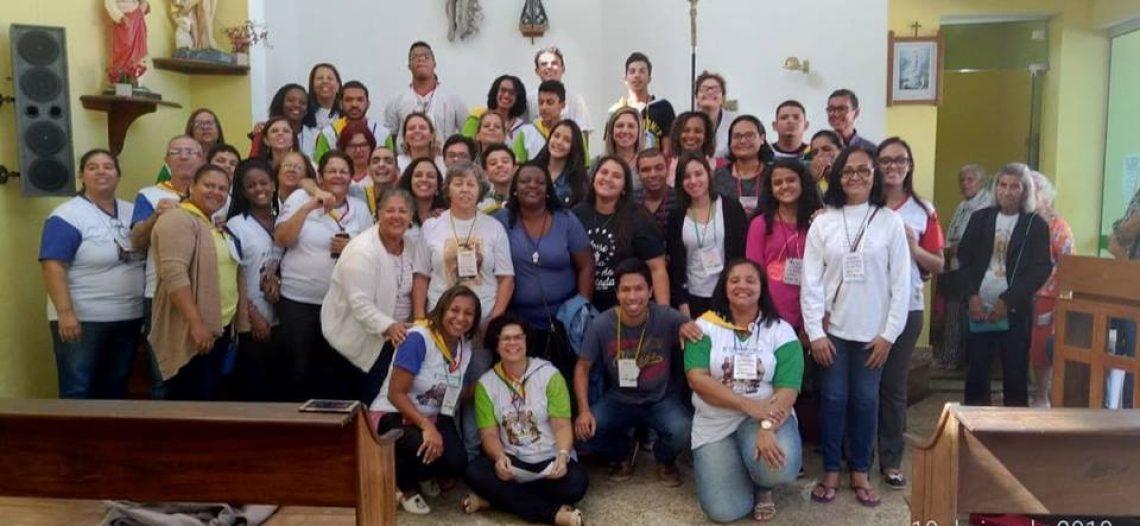Arquidiocese de Niterói realiza formação de assessores da IAM
