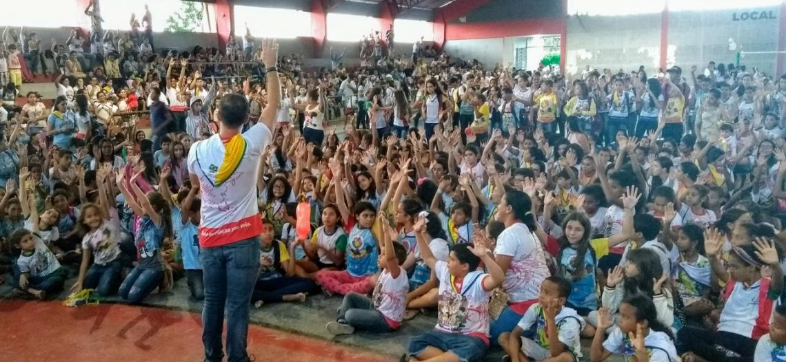 Jornada da IAM anima atividade missionária na Diocese de Estância (SE)