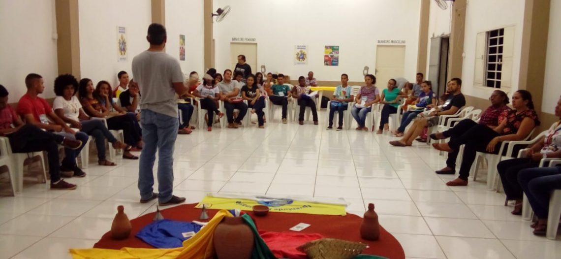 JM realiza encontro missionário na Diocese de Caxias (MA)