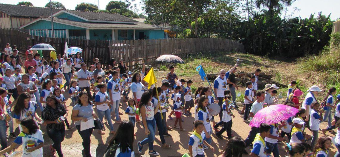 IAM de Porto Velho celebra jornada com bate lata