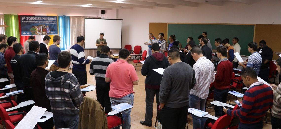 Seminaristas de todo o Brasil se encontram no Maranhão