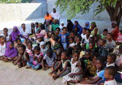 Missão Moçambique: rodas de conversa com as famílias de Moma