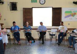 Clero da Diocese de Bom Jesus da Lapa participa de encontro de formação missionária