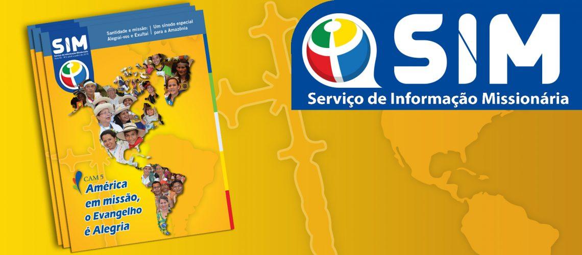 Nova edição do SIM destaca Congresso Missionário CAM 5