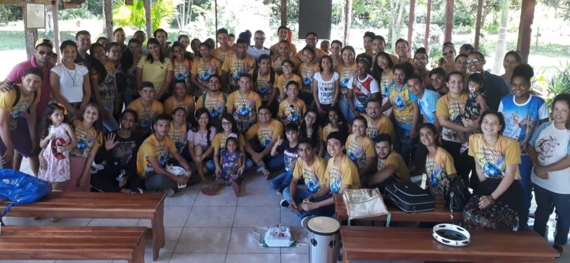 Encontro da Juventude Missionária do Estado do Pará
